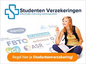 Studenten zorgverzekering